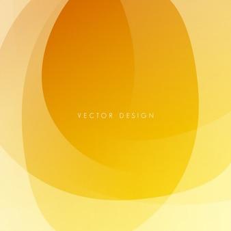 Желтый многоугольной фон