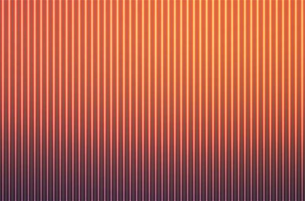 明るいラインと赤オレンジ紫抽象的な背景がぼやけ