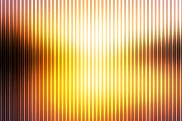 明るいラインと黄色のサンゴピンク黒抽象的な背景がぼやけ
