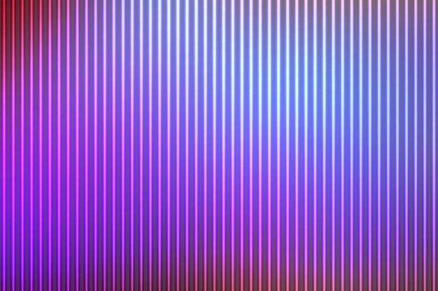 明るいラインと紫のライラックピンクの抽象的な背景がぼやけ