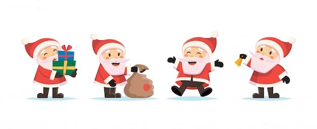 Санта-клаус набор.