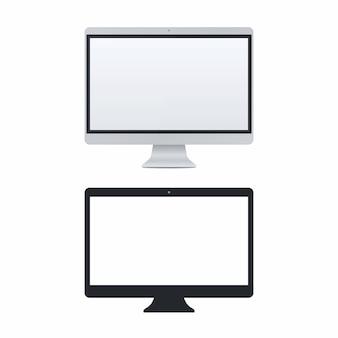 コンピュータ画面テンプレート