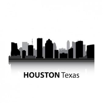ヒューストンのスカイラインのデザイン