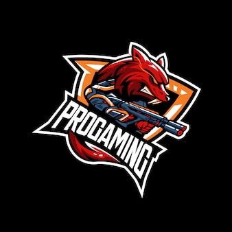 Логотип команды киберспорта