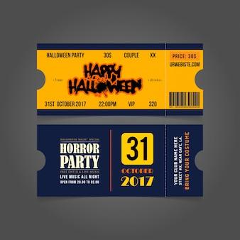 Праздничная вечеринка на хэллоуин. проездные билеты. хэллоуин.