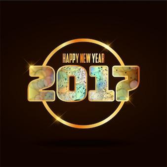 新年の背景デザイン