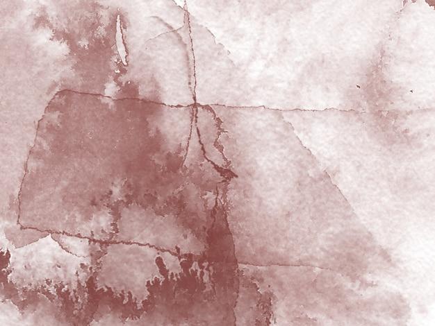 ワインレッドの水彩抽象的な背景