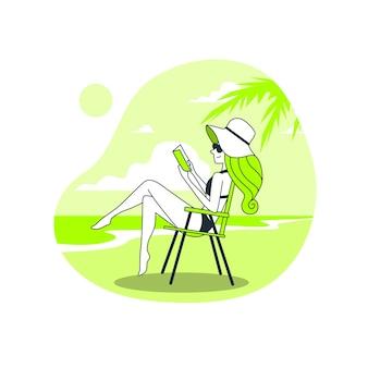 Иллюстрация концепции охлаждения
