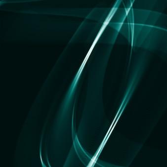 抽象的な動的背景、未来的な波状イラスト、アートコンセプト