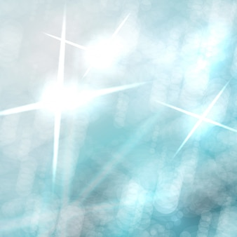 抽象的なベクトルの背景、カラフルなライト要素