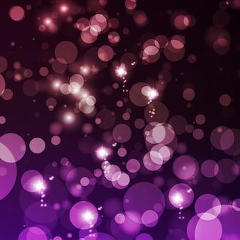 抽象的なライト