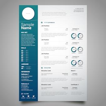 Дизайн шаблона учебного плана