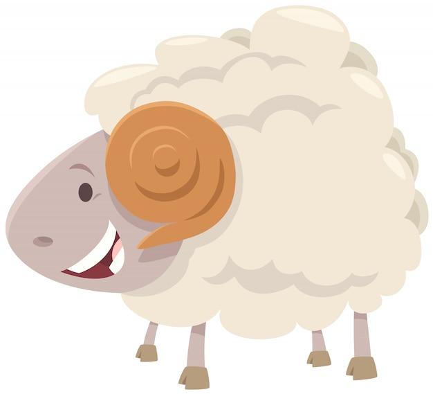 ハッピーラム羊農場の動物キャラクター