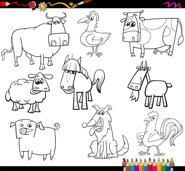 Набор для окраски животных для животных