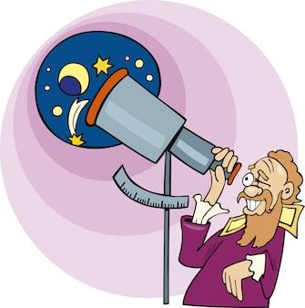 天文学者ガリレオ