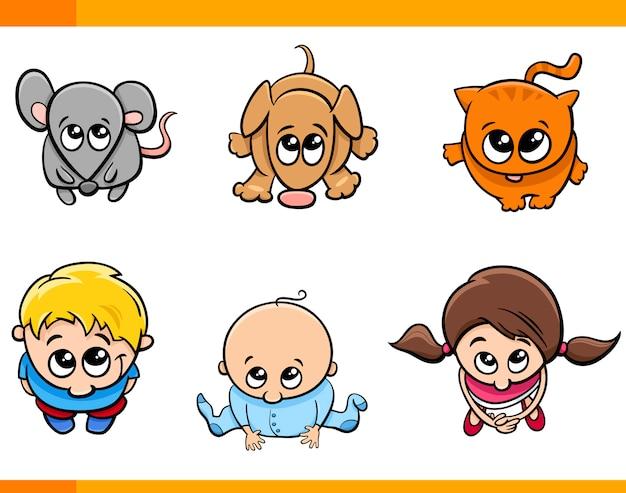 Набор для детей и домашних животных
