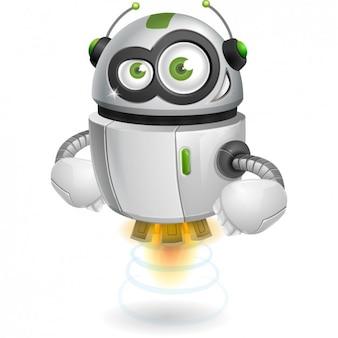 色とりどりのロボットの設計