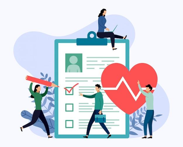 健康保険関係書類