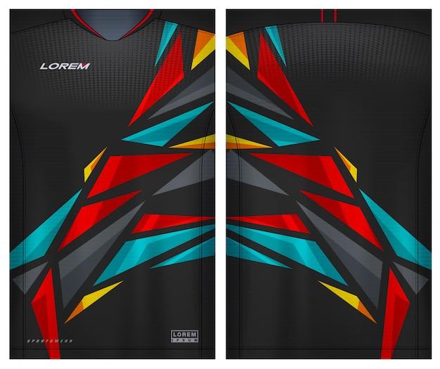 Спортивная футболка для футбола