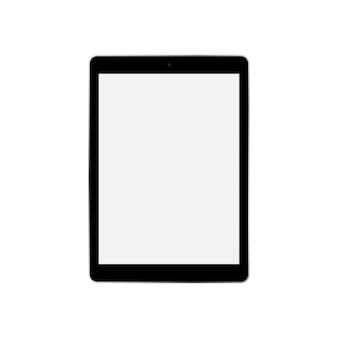 Планшет с пустым экраном