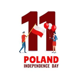 С днем независимости польши.