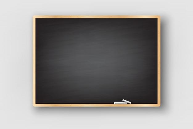 黒板背景と木枠は、汚れた黒板をこすり洗いしました。