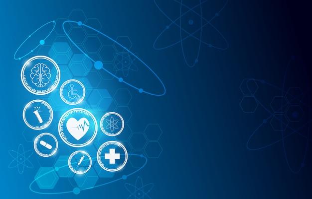 Медицинское здравоохранение наука инновационный фон