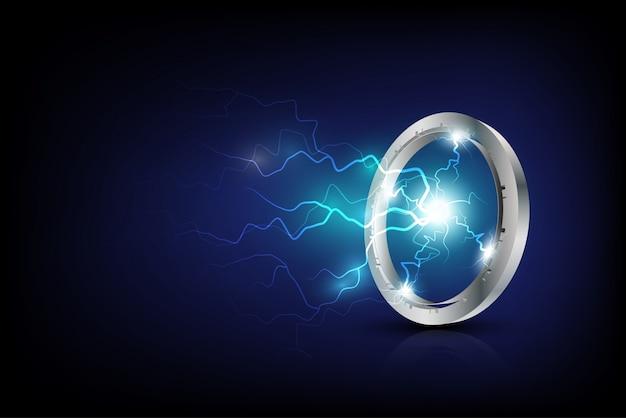 Технологическое и научное обоснование с молниями