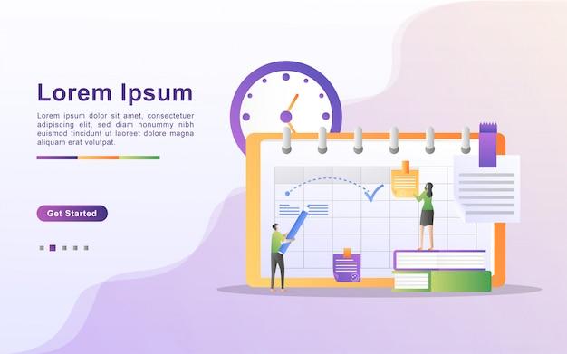 График и концепция планирования, создание личного учебного плана, планирование рабочего времени, события и новости, напоминание и расписание.