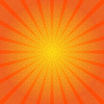 柔らかい色の抽象的な背景のベクトル図