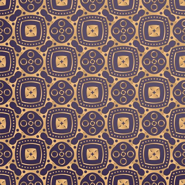 Роскошный декоративный фон в золотом цвете