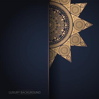 Векторный исламский фон