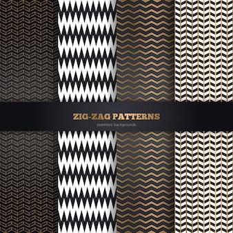 コレクションのシームレスパターン