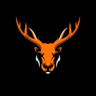 素晴らしい鹿