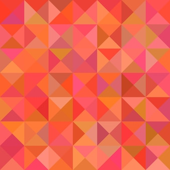 Абстрактный фон треугольник пирамиды - векторный рисунок мозаики из треугольников в красочных тонах