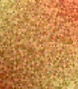 Абстрактный фон из мозаики из треугольной плитки