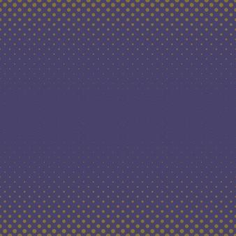 Геометрический полутоновый фон с точками - векторный клипарт с кругами в разных размерах