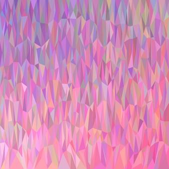 Геометрический абстрактный узор из черепичной черепицы - многоугольник из графических треугольников