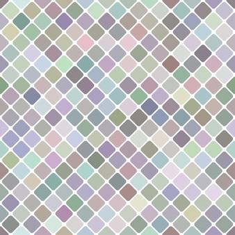 Абстрактный узор с диагональю квадратной мозаики