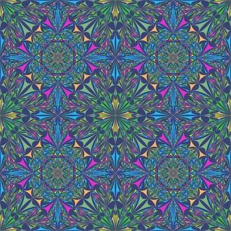 Цветное фрактальной дизайн фона