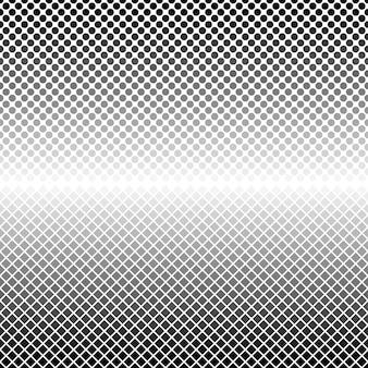 Полутона геометрическая точка и квадратный узор фона