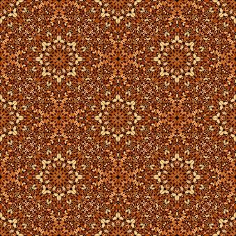 Абстрактный бесшовный фон коричневый гравий