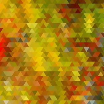 Фон с красочной шестигранной сеткой