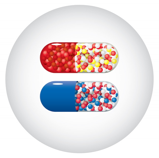 Капсулы для медицины