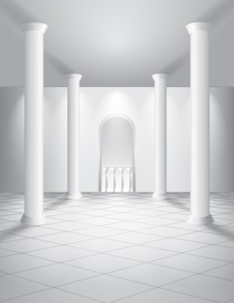 列とホワイトホール