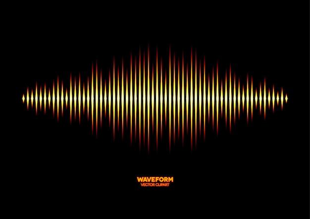 Блестящий звуковой сигнал
