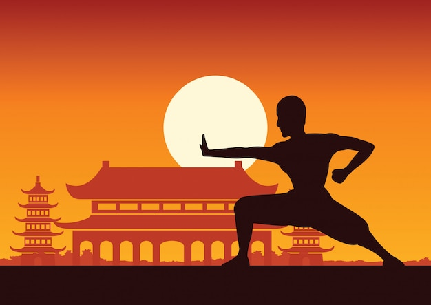 中国の武道
