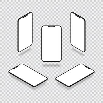 Набор шаблонов для смартфонов