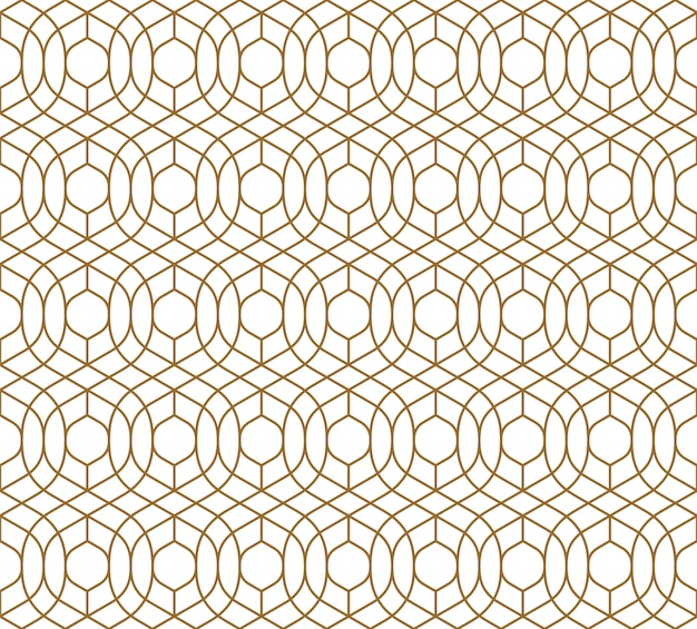 Бесшовные геометрический рисунок