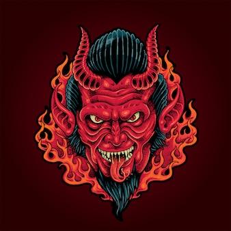 魅力的な悪魔